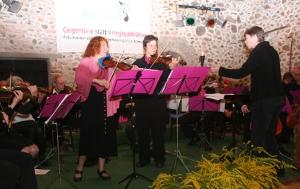 Vorkonzert: Violindoppelkonzert von J.S. Bach